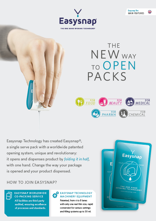 Easysnap Opening Amazing Features