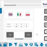 Easysnap Star Plus - Human Machine Interface Touchscren