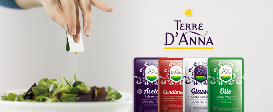 Terre d'Anna Food Co-packing Easysnap