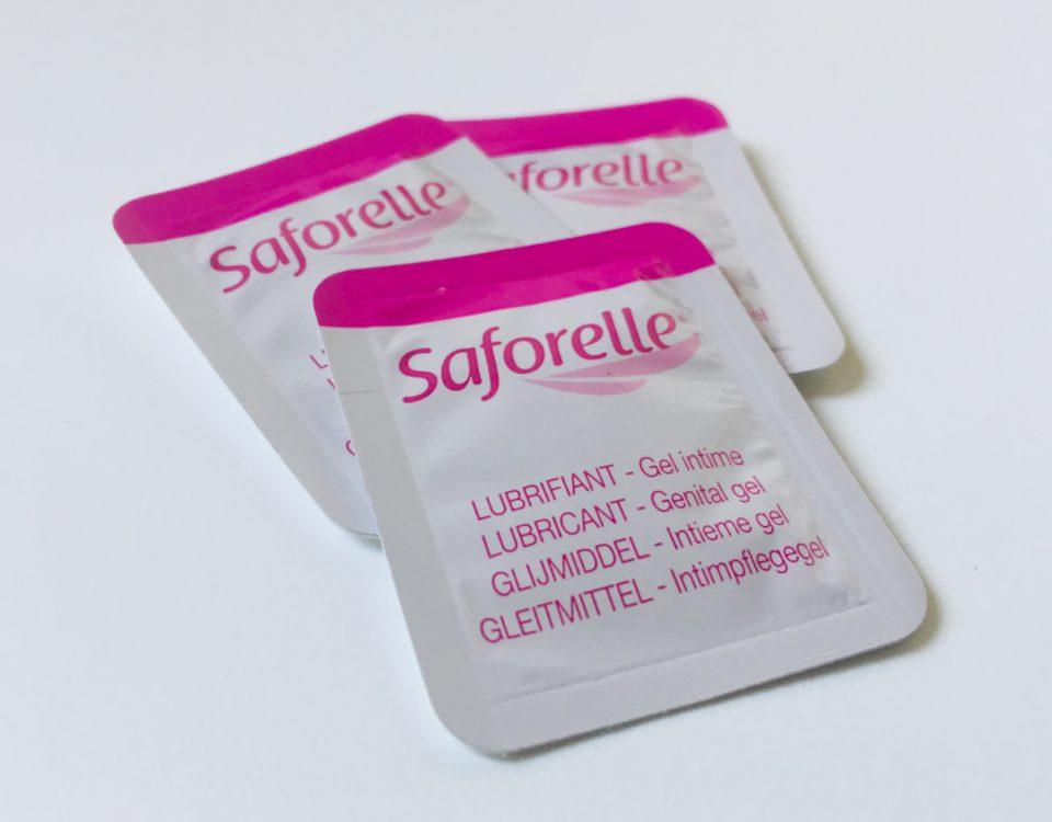 Saforelle Easysnap hygiene