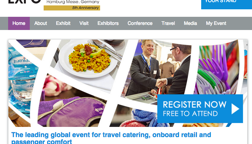 World Travel Catering & On Board Services • Easysnap