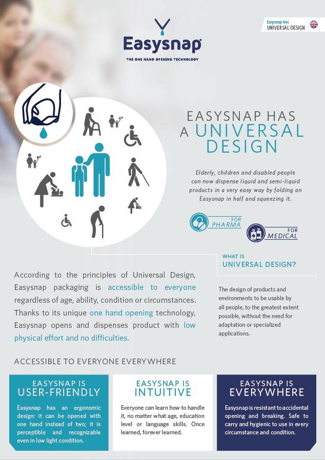 Universal Design Easysnap