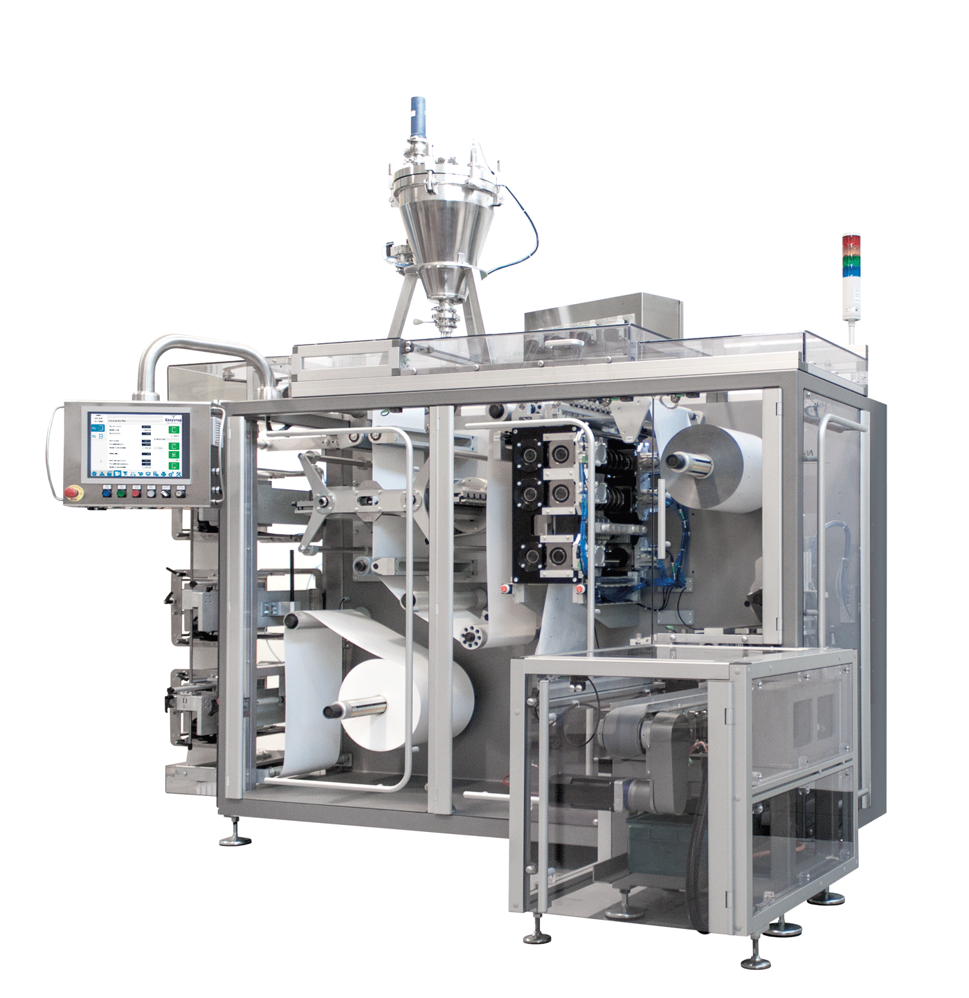Pulsar 351 Easysnap Technology Machinery