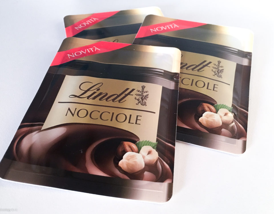 Lindt Easysnap Cream cioccolata hazelnut