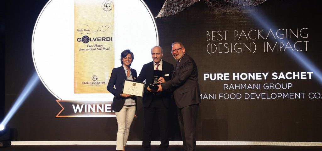 Best Packaging (Design) Impact • Gulfood Awards • Easysnap