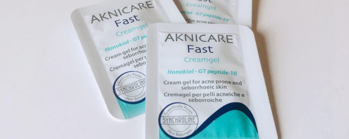 Aknicare Easysnap Cream