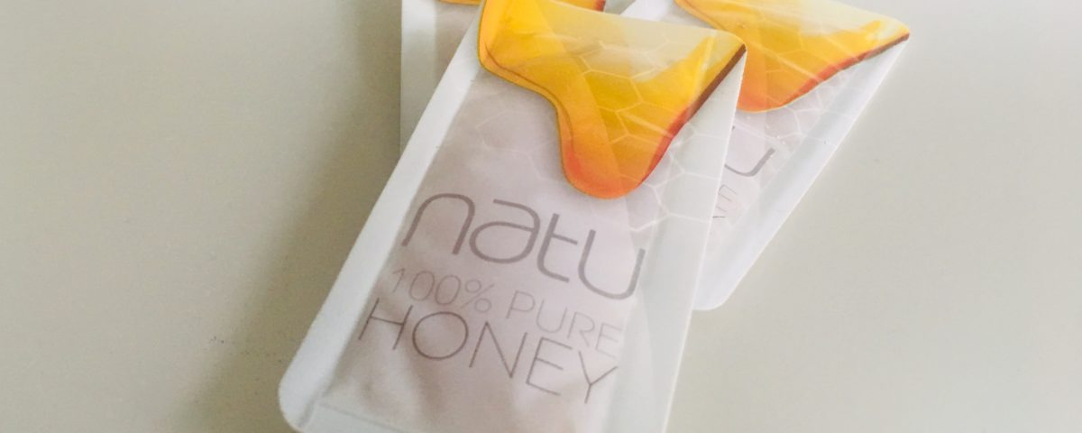 Natu Honey Eaysnap packaging