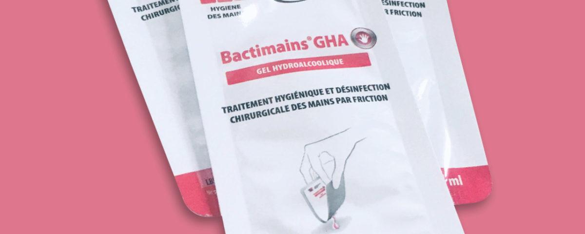 Orapi Laboratoire Garcin-Bactinyl