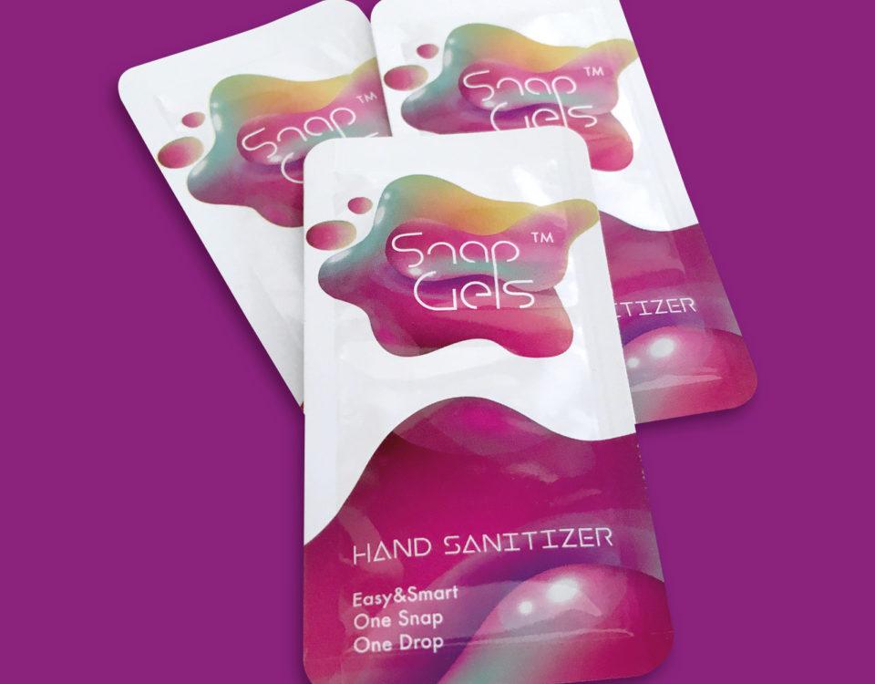 Hand Sanitizer Easysnap