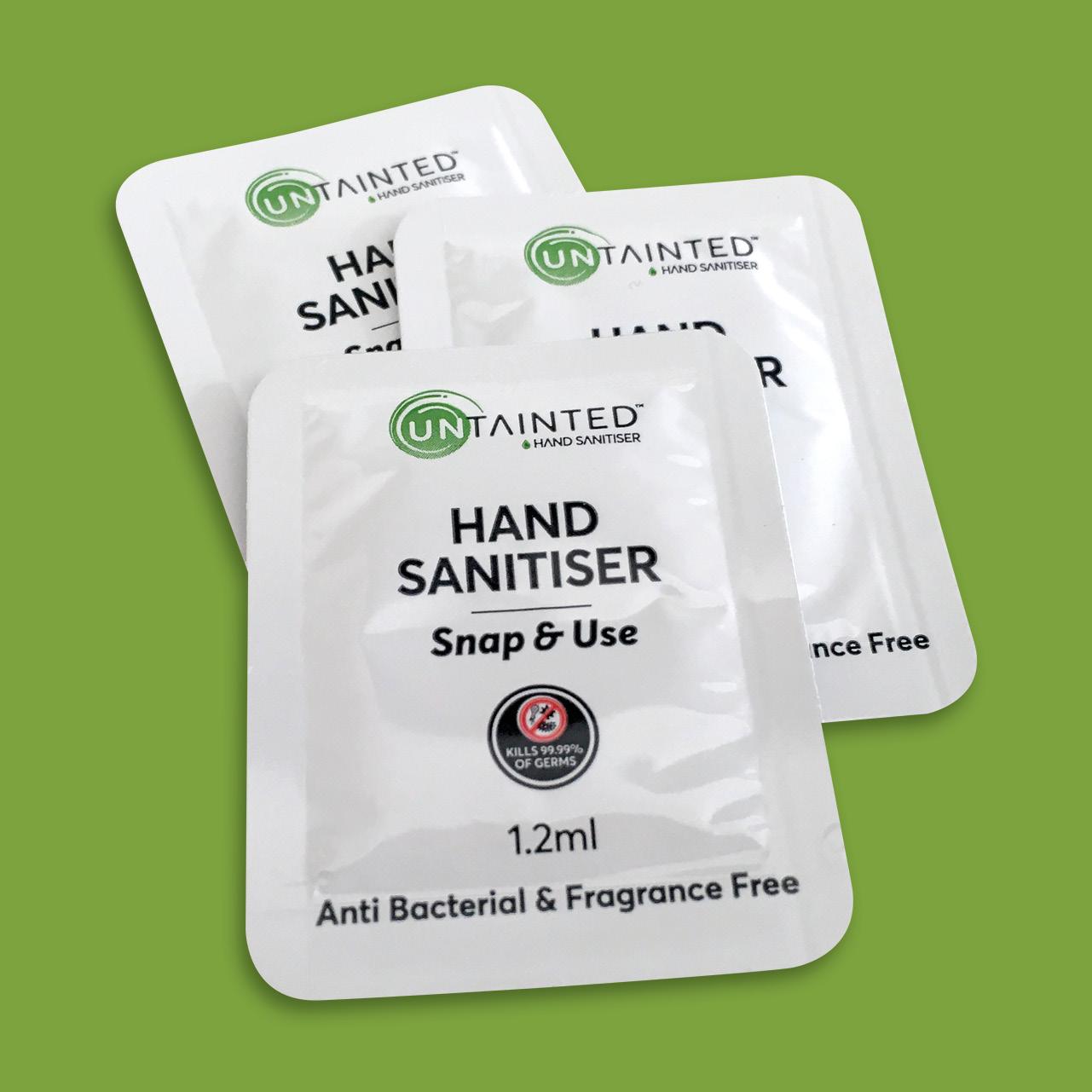 Easysnap Hand Sanitizer