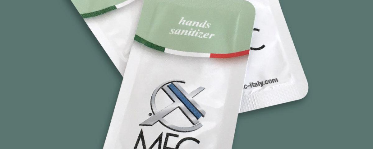 MEC EASYSNAP Hand Sanitizer