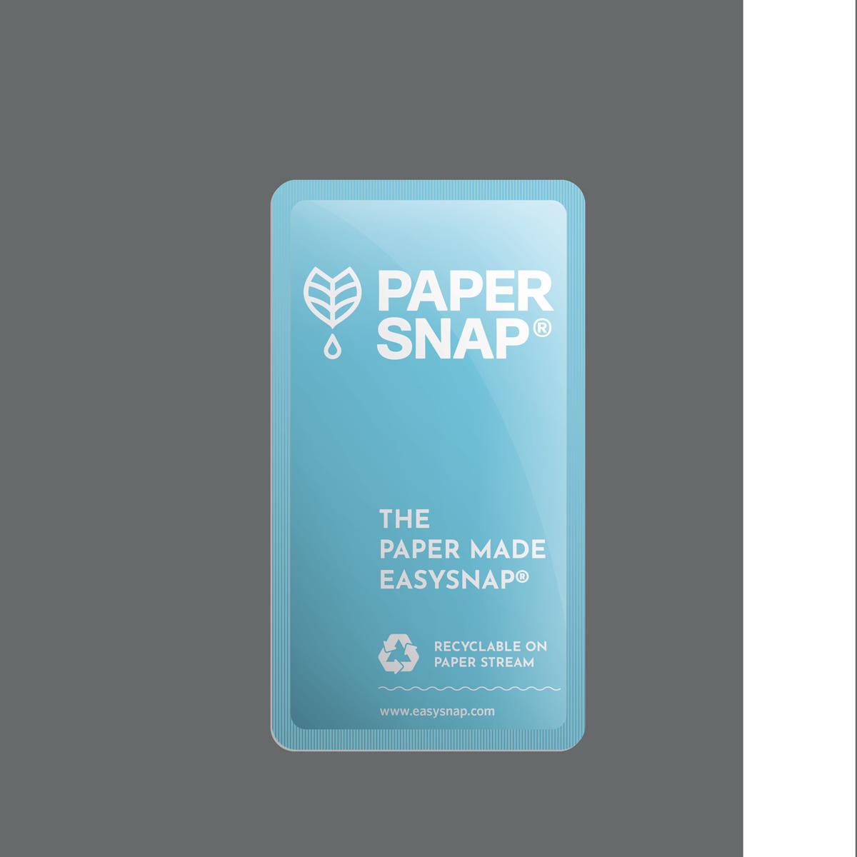 Papersnap Single-dose Easysnap Monodose